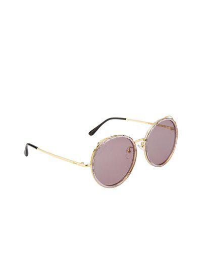Ted Smith Women Round Sunglasses TS-201985_C51