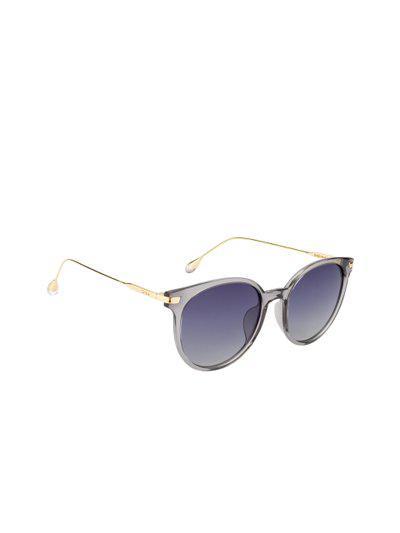 Ted Smith Women Round Sunglasses TS-201952_C49