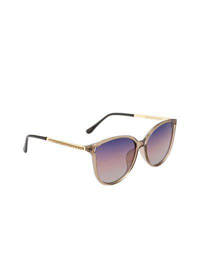 Ted Smith Women Cateye Sunglasses TS-201953_C18
