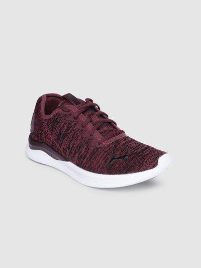 Puma Women Purple Ballast Running Shoes