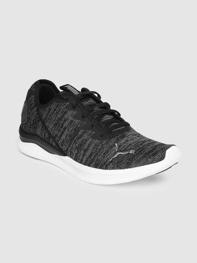 Puma Women Black Ballast Running Shoes