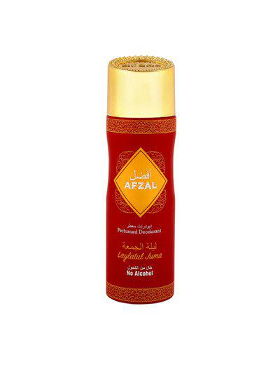 AFZAL Unisex Non Alcoholic Laylatul Jumat Deodorant 200ml