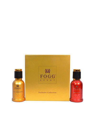 Fogg Men Set of 2 Scent Deodorants