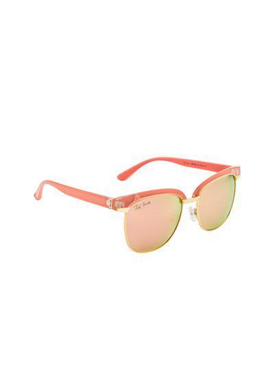 Ted Smith Women Polarised Lens Square Sunglasses TS-1273S_C96
