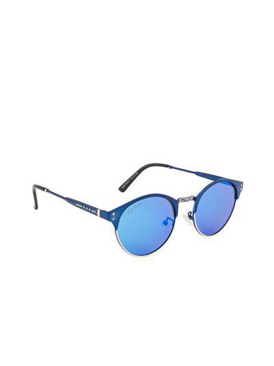 Ted Smith Women Polarised Lens Round Sunglasses TS-1276S_C4