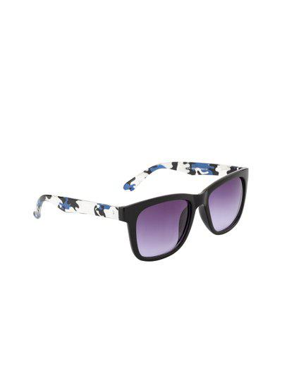 Ted Smith Unisex Wayfarer Sunglasses TS-1285S_C3