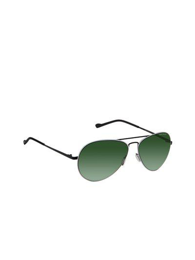 David Blake Unisex Aviator Polarised and UV Protected Sunglasses SGDB1959