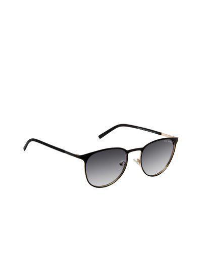 David Blake Unisex Oval Polarised and UV Protected Sunglasses SGDB1972