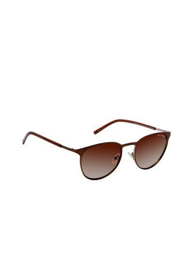 David Blake Unisex Oval Polarised and UV Protected Sunglasses SGDB1975