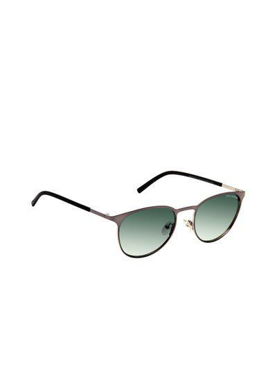 David Blake Unisex Oval Polarised and UV Protected Sunglasses SGDB1977