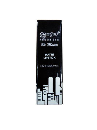 Glamgals Matte Finish Pure Rouge Kiss Proof Lipstick 3.8 g