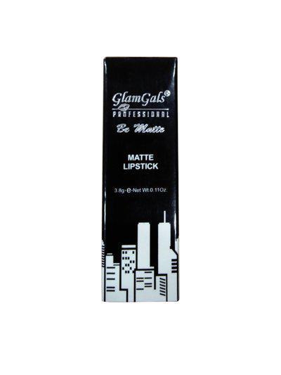 Glamgals Matte Finish Capuccino Kiss Proof Lipstick 3.8 g