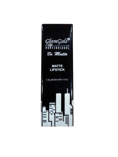 Glamgals Matte Finish Pinky Nude Kiss Proof Lipstick 3.8 g