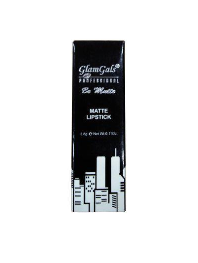 GlamGals Professional Be Matte Scarlet Red Lipstick