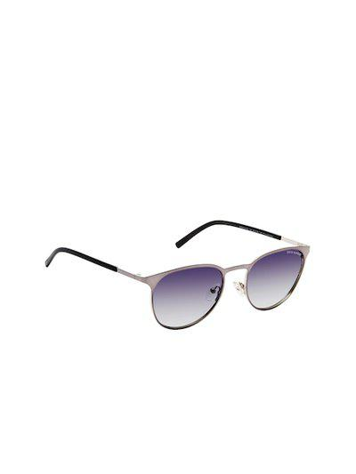 David Blake Unisex Polarised and UV Protected Oval Sunglasses NSGDB1976