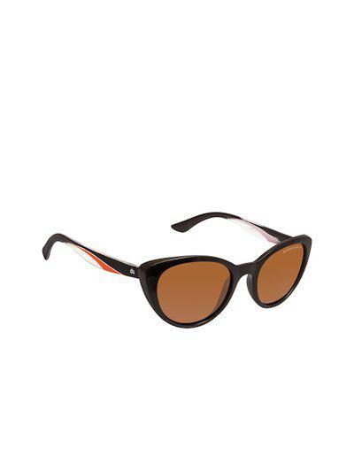 David Blake Women Polarised and UV Protected Cateye Sunglasses NSGDB1908
