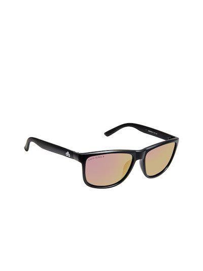 David Blake Unisex Polarised and UV Protected Wayfarer Sunglasses NSGDB1756
