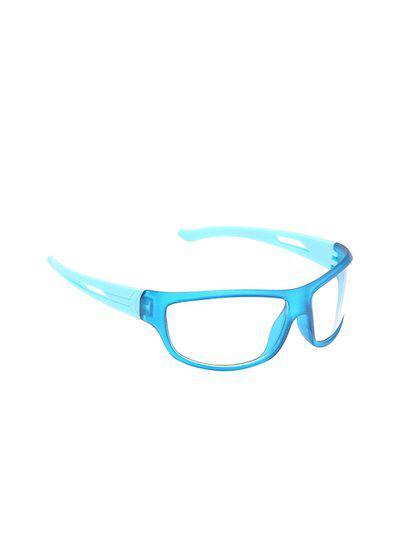 VAST Unisex Blue UV Protected Sports Sunglasses SAFETYGOGGLES_BCK