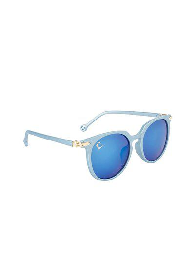 Clark N Palmer Women Oval Sunglasses CNP-HT077-C8