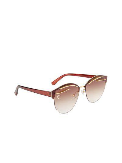 Clark N Palmer Women Oval Sunglasses
