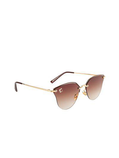Clark N Palmer Women Oval Sunglasses CNP-S5933-C2