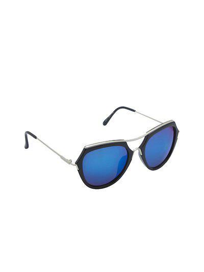 VAST Unisex Blue Aviator Sunglasses VAST_3181