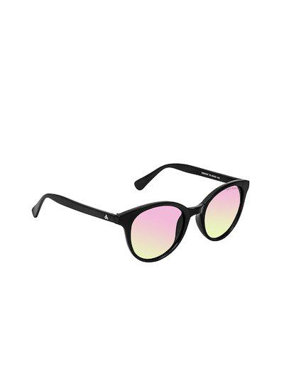 David Blake Unisex Polarised & UV Protected Oval Sunglasses SGDB2043x8003PC2