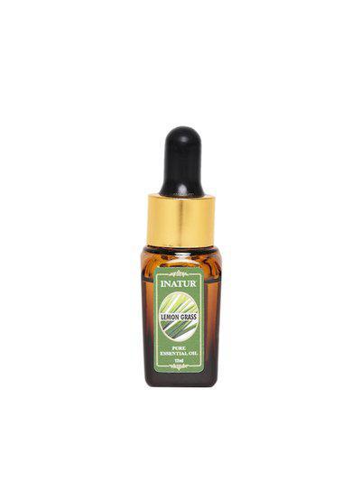 Inatur Unisex Lemon Grass Pure Essential Oil