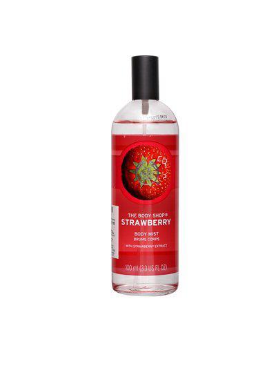 THE BODY SHOP Women Strawberry Body Mist