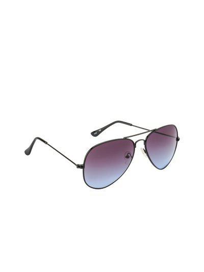 Ted Smith Unisex Aviator Sunglasses