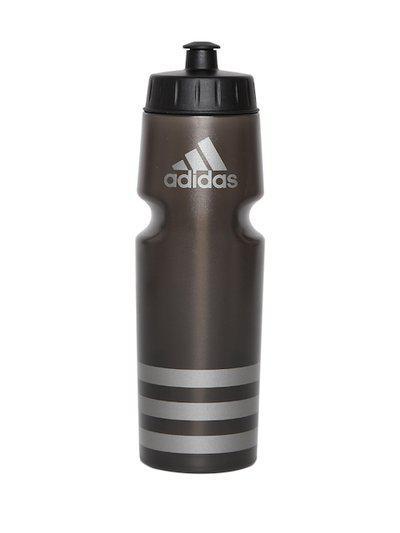 ADIDAS Unisex Black Performance Striped Water Bottle