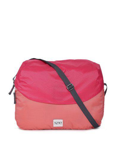 Wildcraft Women Pink Messenger Bag