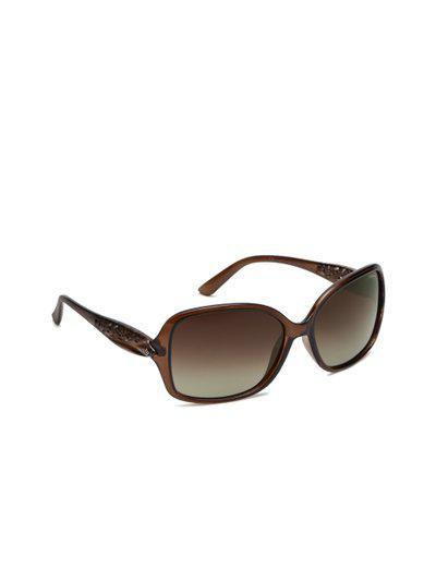 Polaroid Women Butterfly Sunglasses P8343 09Q 59