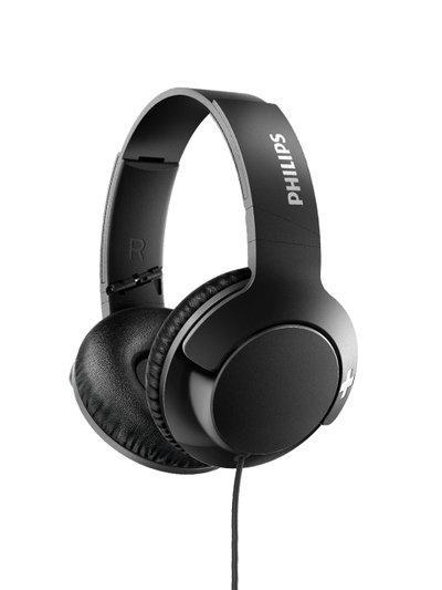 Philips Unisex Black Headphones