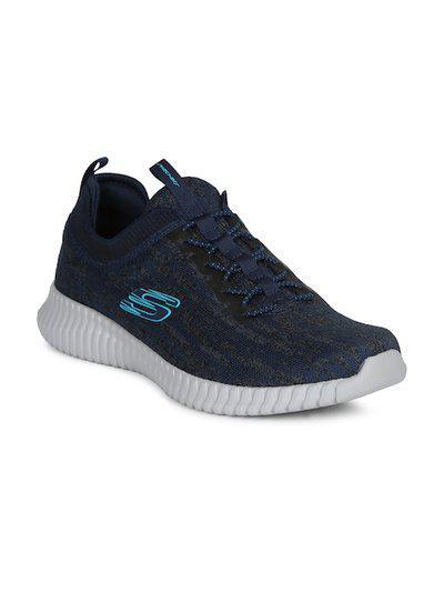 Skechers Men's Skech Air Extreme Natson Nvy/orng Multisport Training Shoes - 6 Uk/india (39.5 Eu)(7 Us)(51492)