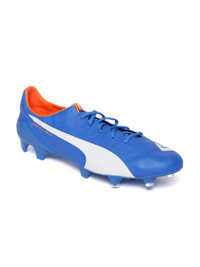 Puma Men Blue Football Shoes