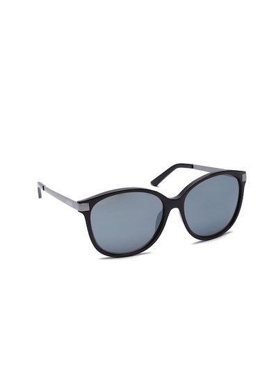 Kenneth Cole Women Mirrored Sunglasses KC2753 59 01C