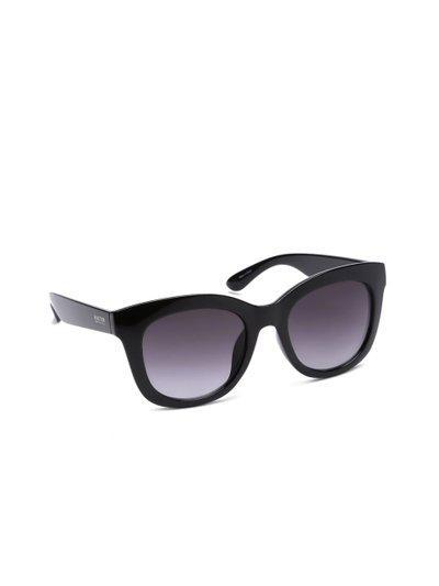 Kenneth Cole Women Cateye Sunglasses KC2768 52 01B