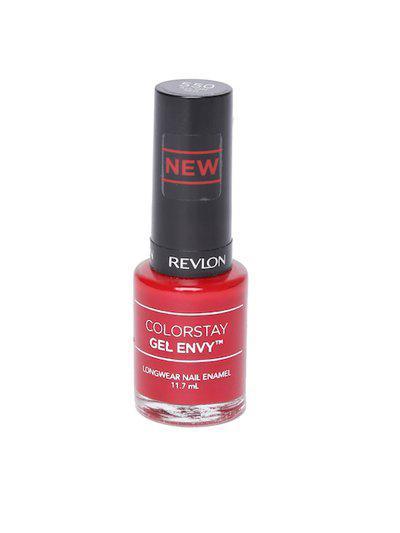 Revlon All On Red Colorstay Gel Envy Longwear Nail Enamel 11.7 ml