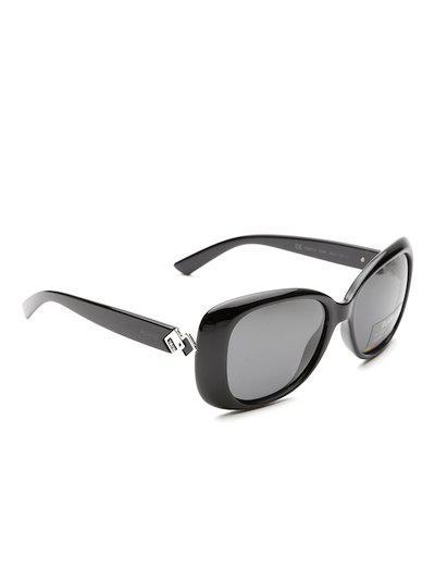 Polaroid Women Polarised Butterfly Sunglasses 4051/S 807 55M9