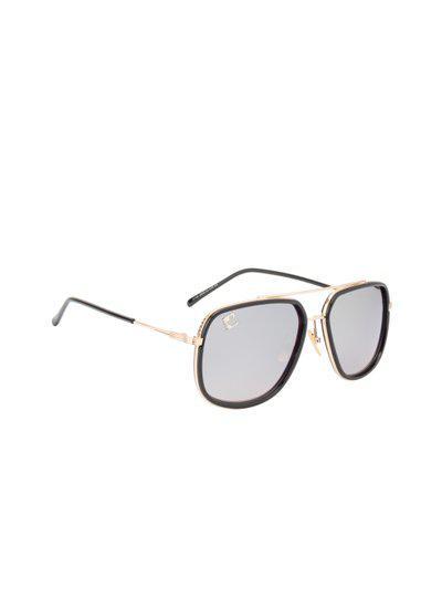 Clark N Palmer Unisex Square Sunglasses