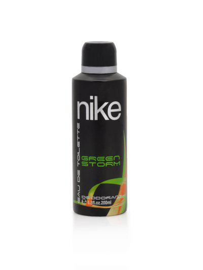 Nike Men Green Storm Deo