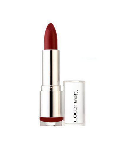 Colorbar Velvet Matte Lipstick, All Fired Up 83, 4.2g