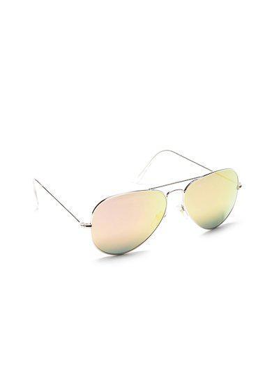 Fastrack Men Aviator Sunglasses M165GR21G