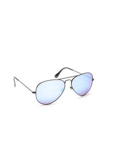 Fastrack Men Aviator Sunglasses M165BU24G