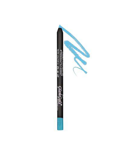 GlamGals Women Glide-on Turquoise Blue Eye Pencil 1.2g