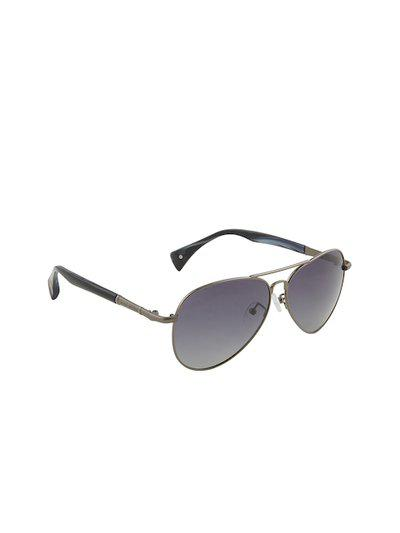 VAST Unisex Aviator Sunglasses TAC Polarized HD Premium (998819_GUNGREY)