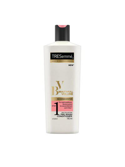 TRESemme Women Beauty-Full Volume Pre-Wash Conditioner 190 ml