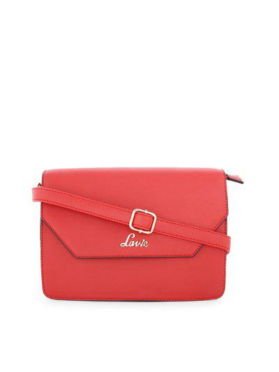 Lavie Red Women Shoulder Bag