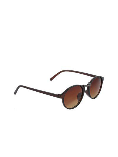 VAST Unisex Retro Round Sunglasses
